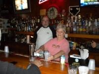 New Bartenders-Dennis & Beth!