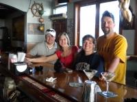 Dustin, Erin, Liz & Todd Warren, Pa.