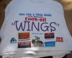 "Xena Fund & Sister Season ""Chicken Wing"" Cook-Off Benefit 2011"